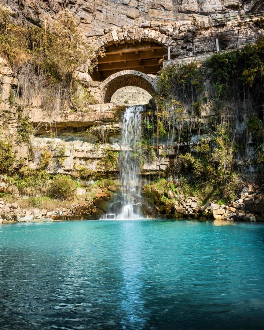 صباح الخير من أفقا - كسروان・・・Freshness from the heart of the mountain 🗻 (Afka, Mont-Liban, Lebanon)