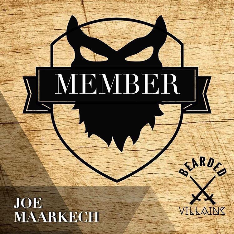"""Thank you @beardedvillains for the trust! """" Congrats on your MEMBER RANK-UP"""