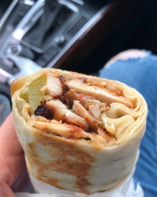shawrma🥰 yummy yum food foodporn lebanon likeforlikes foodie ... (Beit Halab بيت حلب)