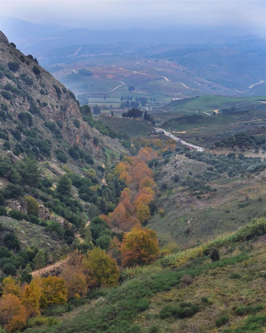 Autumn in SouthLebanon 🍂🍃________________________________________... (El Qlaïaâ, Al Janub, Lebanon)