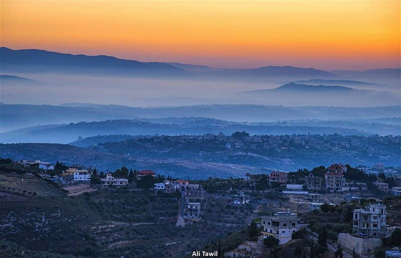 ☁️ sunrise  landscape  sunrise_sunset_photogroup  instagood  instagram ... (Soltaniyeh)