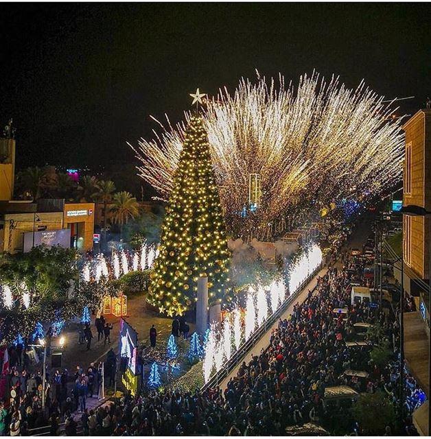 Hello December🎄🎇 ChristmasSeason BeautifulLebanon Repost @insta_lebano (Byblos, Lebanon)