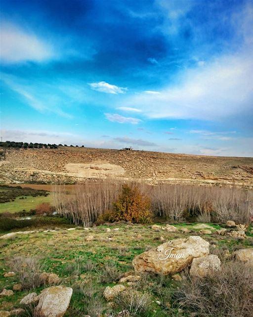Happy sunday! 🍁Photo by @imantaha77 hermel hermel_city bekaa ... (El Hermel, Béqaa, Lebanon)