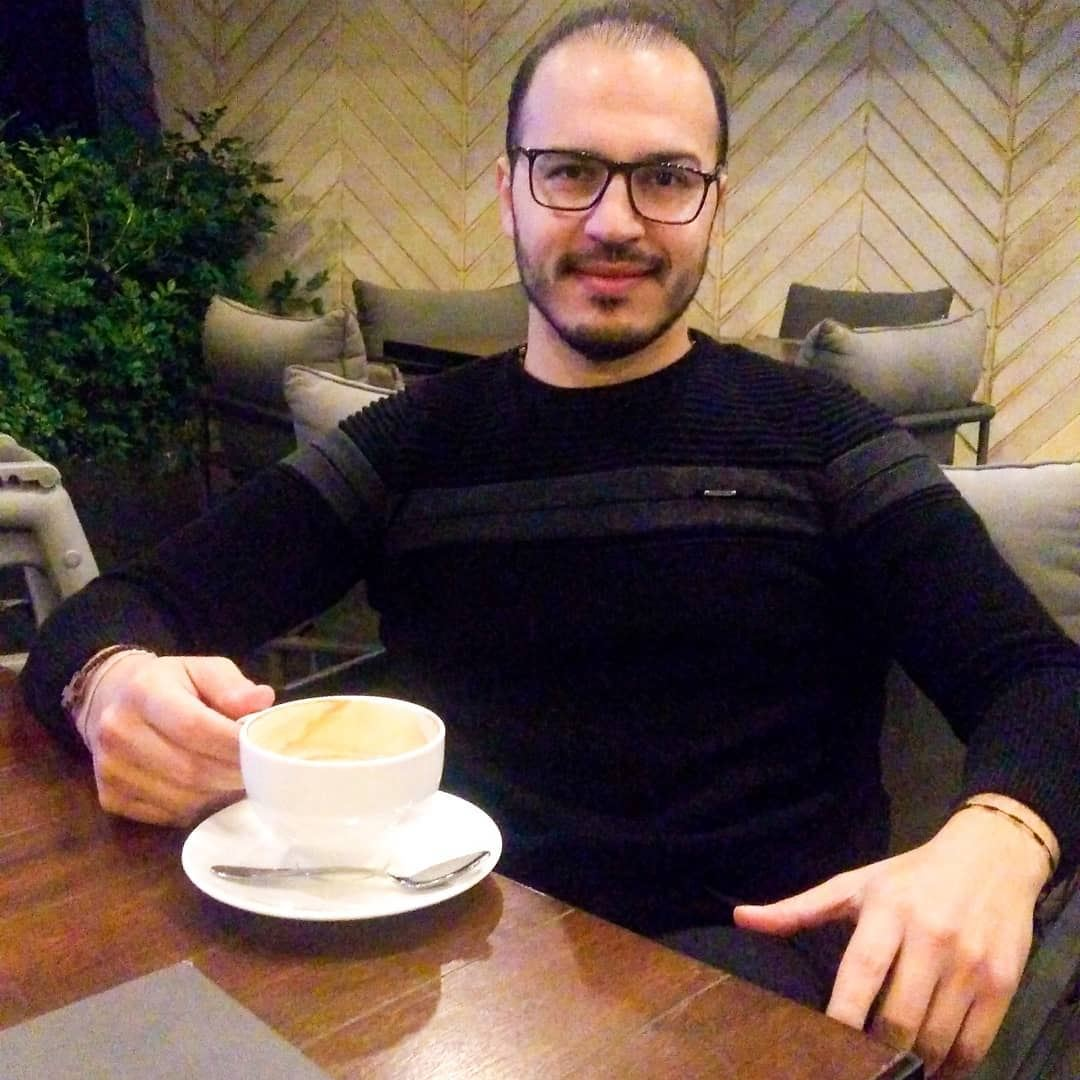 about yesterday chill coffeetime coffeelover instafun chillin ... (Downtown Beirut)