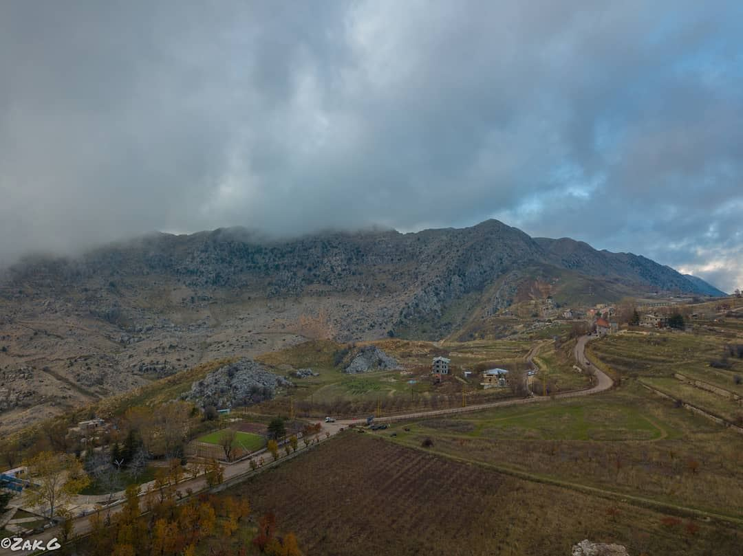 """Far over the misty mountains cold.. To dungeons deep and caverns old. The... (Lebanon)"