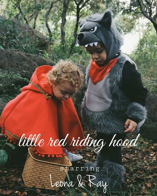 Little Red Riding Hood - The Untold Story .. livelovebeirut ... (Little Woods)