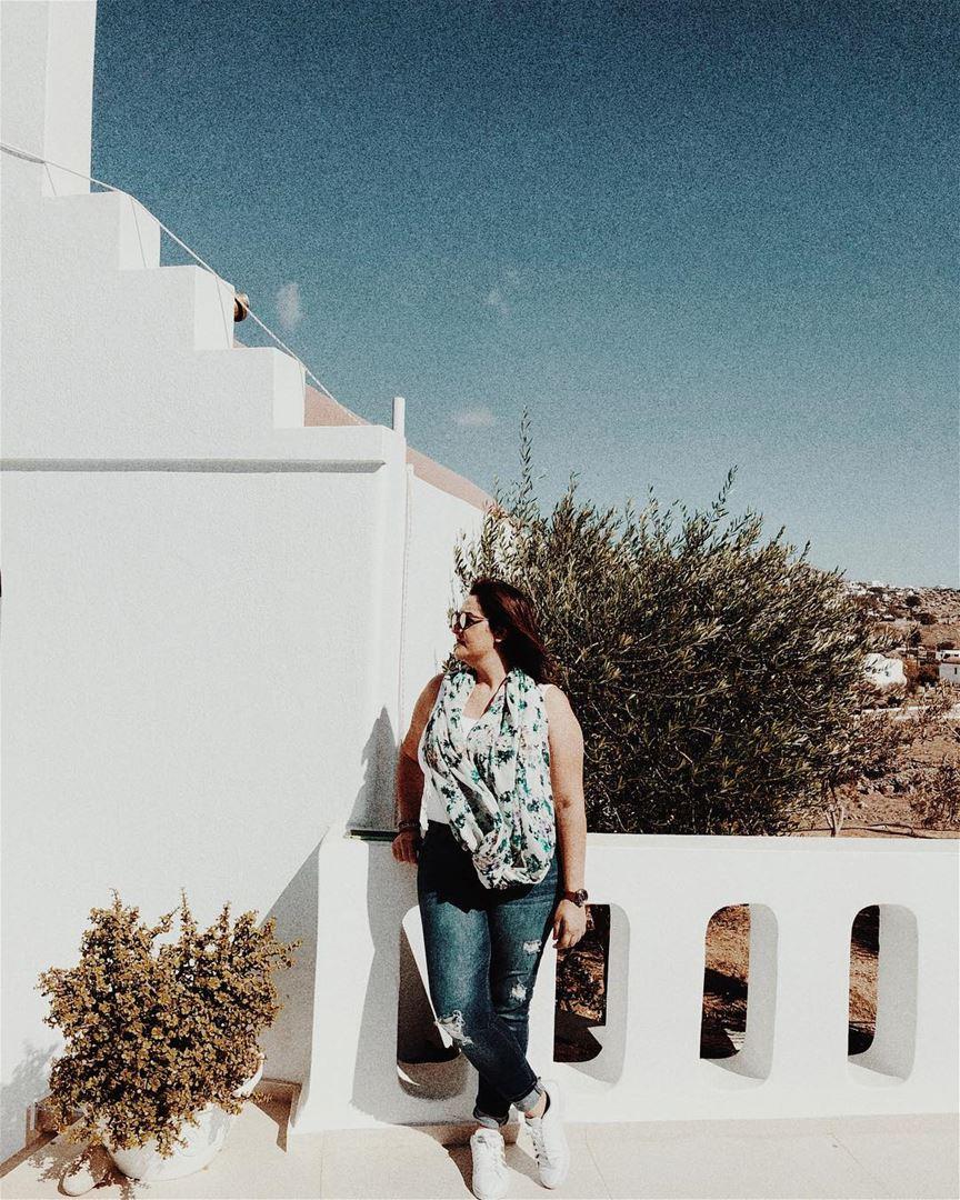 Throwback to summer 2018 😍 ! mykonos mykonosgreece mykonostown ... (Myconian K Hotels - Kyma)