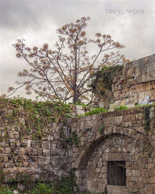 ☁️☁️🌧️______________________ lebanon lebanon_hdr travel ... (Byblos, Lebanon)