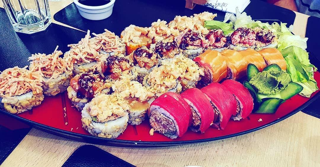 Lebanon Batroun ... (Sushi Star & Gate)