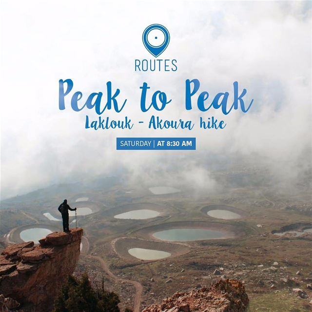 We keep on shaking the hiking concept with the ''Peak to Peak'' experience...