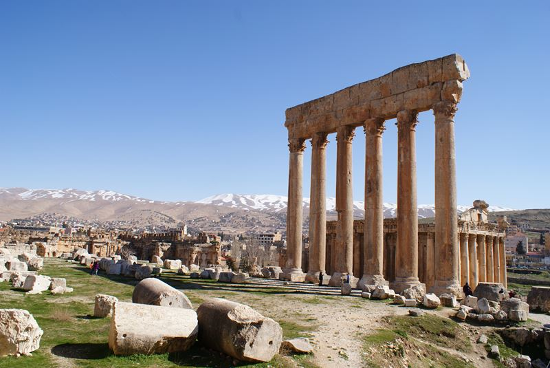 Free One Month Access to Baalbeck During Art Exhibition