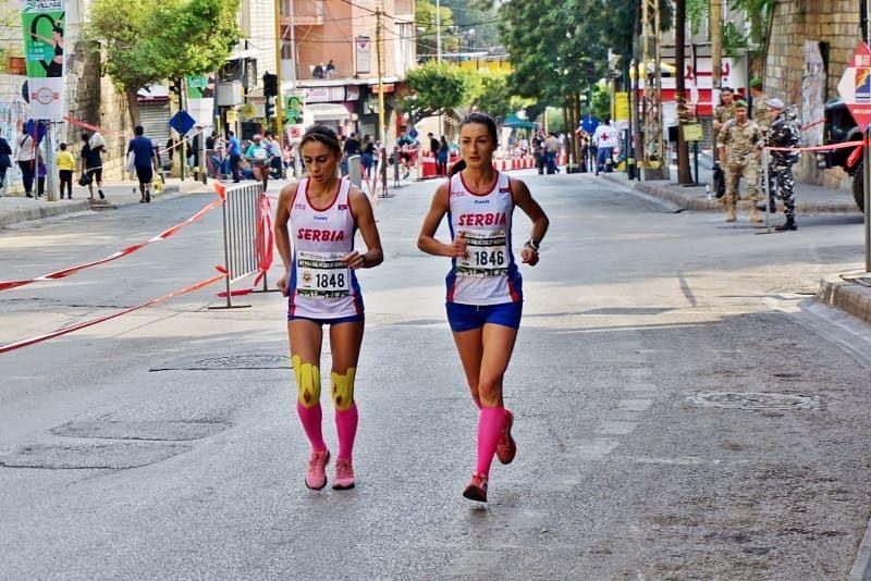 Runners marathon beyrouth 2018 marathonrunners ladyrunners lebanon ...