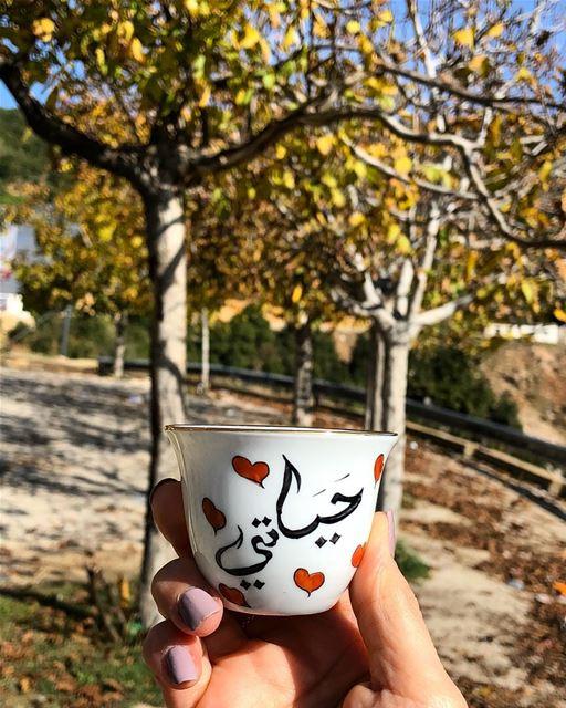 الحنين هواشتياقك ل قطعة من روحك في مكان اخر.... ramramcoffee ...