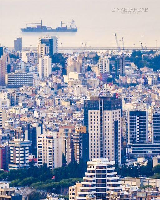 Un jeu de Tetris 🕹️🏙️_____________________ lebanon lebanon_hdr ... (Beirut, Lebanon)