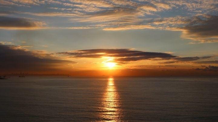 🇱🇧 🌅Les comparto este TimeLapse que realice hoy con la caída del sol... (Lebanon)