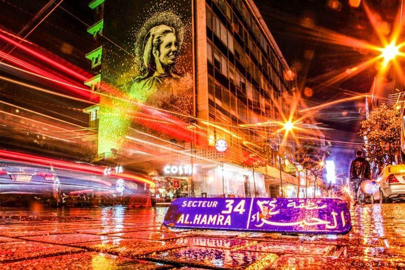 ما زلتِ في ذاكرتنا وصوتك الرنان العذب في أذننا، كم احببت بيروت؟ وها نحن على