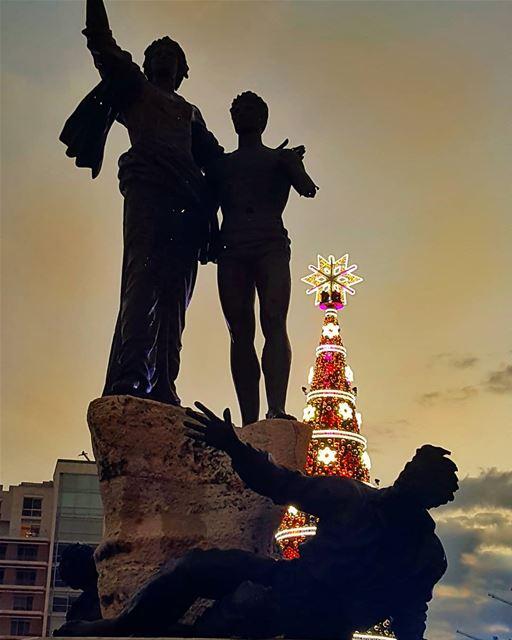 lebanoninapicture ptk_lebanon livelovebeirut insta_lebanon ... (Martyrs' Square)