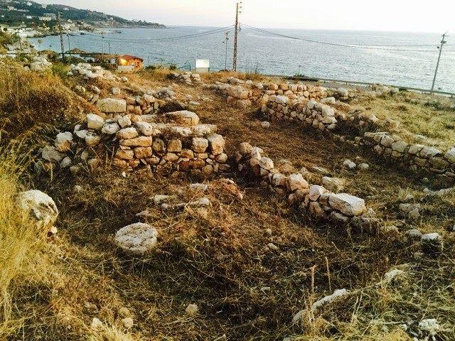 Kfarabida ruins