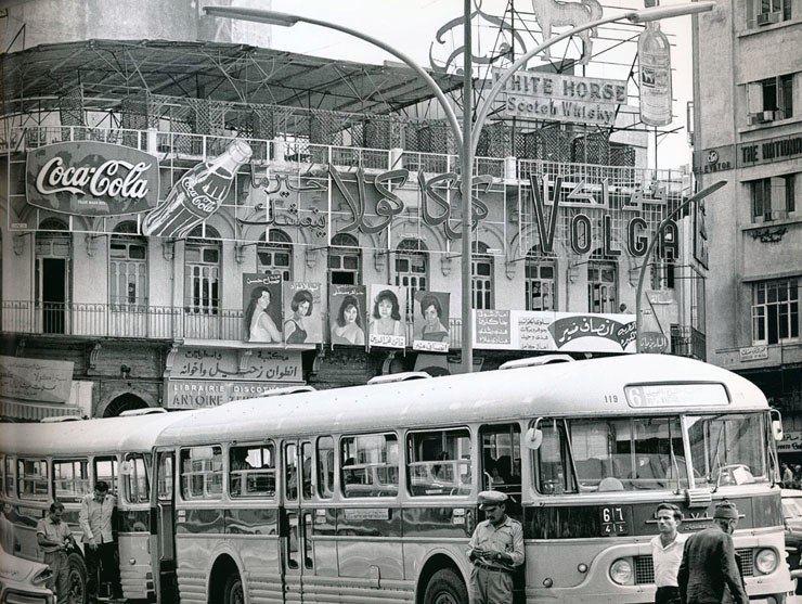 Beirut Tramway (60s)