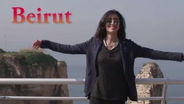 🇱🇧🇧🇷 Jovem e talentosa, com mais de 200 milhões de visualizações em... (Beirut, Lebanon)