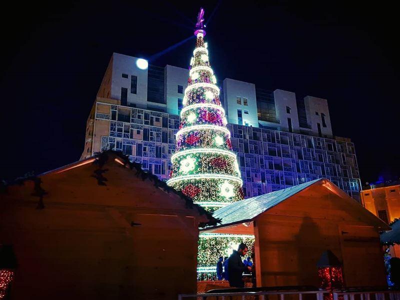 Market Trends......... christmas nightlife market beirut ... (Beirut, Lebanon)