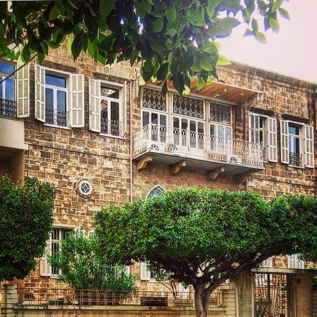 🏡✨💚❤️ lebanonhouses beirutcity gemmayzeh instalebanon ... (Beirut, Lebanon)