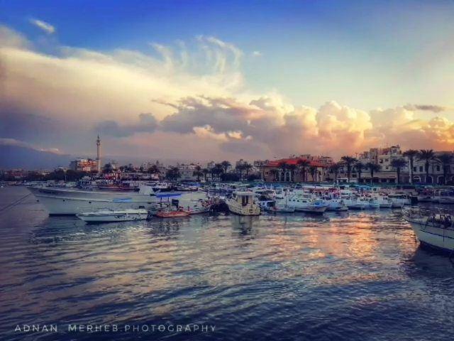 ❤️🎶🎵 beach sun nature water socialsteeze ocean lake instagood ... (Tripoli, Lebanon)