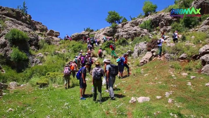 Hike with ProMax from Balaa Sinkhole to Douma this Sunday, December 16.... (Balaâ, Liban-Nord, Lebanon)