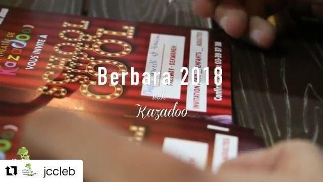 Berbara 2018 at JCC with @kazadoo 🎉 •🎥 by @krystelkoussaphotography •📱+9 (Jeita Country Club)