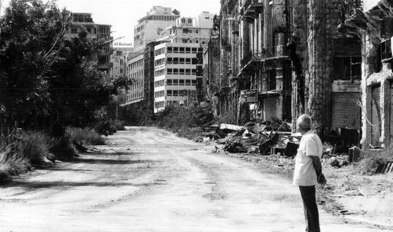 نهاية الحرب اللبنانية