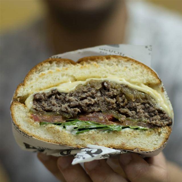 What about a Rocca Burger?@bbqhouselb burger burgerporn burgerlove ... (Achrafieh, Lebanon)