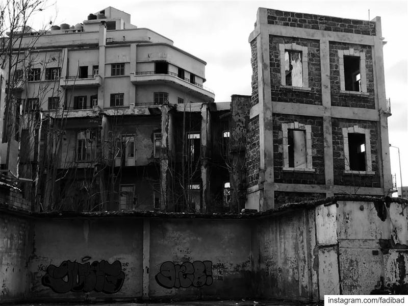 Traces glitz_n_grime exploretheglobe worlderlust travelandlife ... (Beirut, Lebanon)