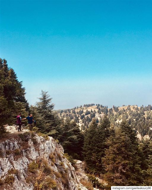 Good morning 🍃 nature hiking discover ... (Akkar)