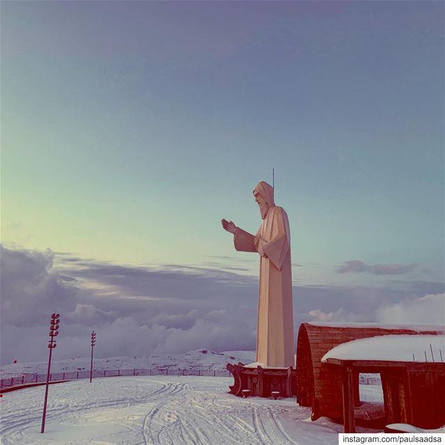 lebanon lebanon🇱🇧 lebanon_hdr historic saintcharbel ... (Saint Charbel-Faraya)