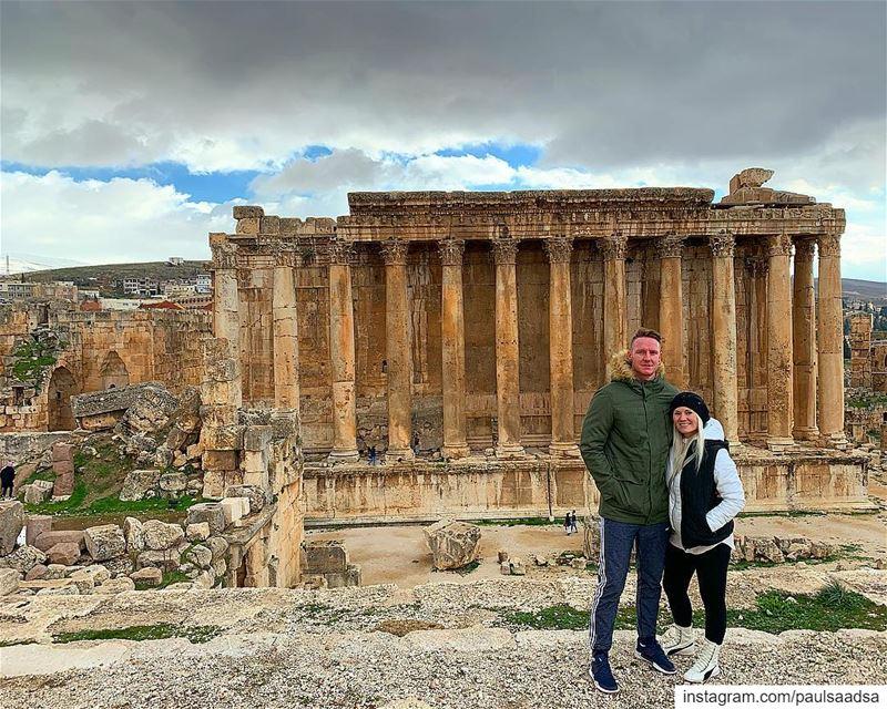 lebanon lebanon🇱🇧 beirut baalbeck ... (Baalbeck Ruins)