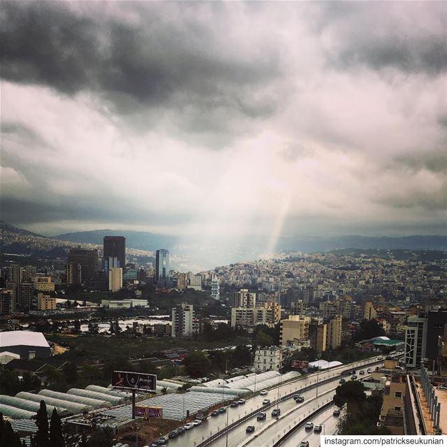 She's Watching You. beirut lebanon weekend sunset livelovelebanon ... (Beirut, Lebanon)