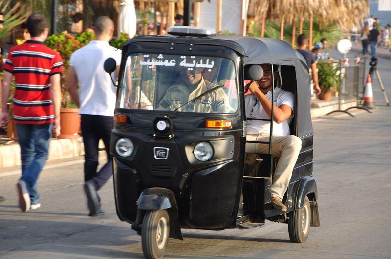 Baladiyat Amchit - Amchit Collection Cars Parade 2016
