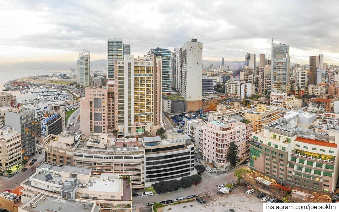 Urbanisation Beirut🇱🇧........ RadissonBlu ... (Radisson Blu Martinez Hotel, Beirut)