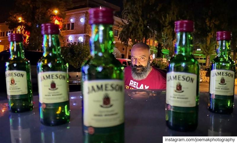 NYE -6 😁 jameson jamesonwhiskey me light colors igers lebanon ...