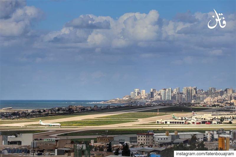 .السعادة الوحيدة تقوم على إنتظار السعادة .👉Follow and Tag👈➡@instaamici (Beirut International Airport, Lebanon)