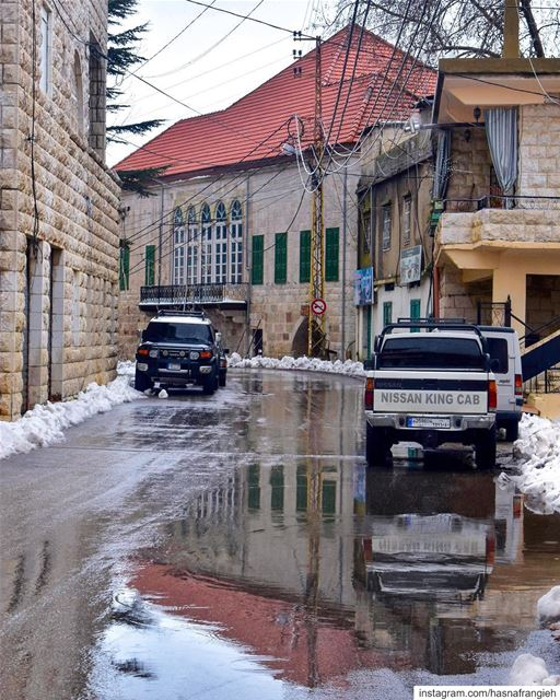 We are all here for some special reason. Stop being a prisoner of your... (Ehden, Lebanon)