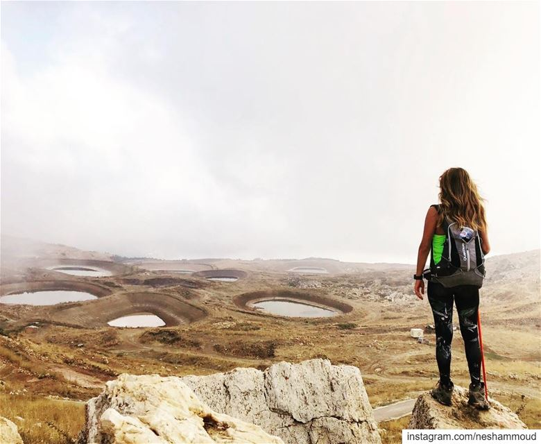 When in Laklouk 👣💚 hiking lovehiking hiker mountains laklouk ... (El Laqloûq, Mont-Liban, Lebanon)
