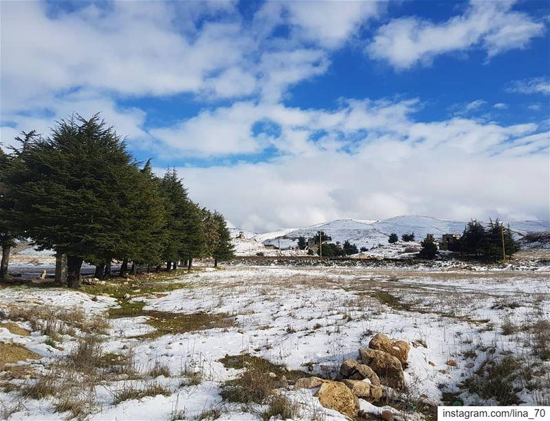 Finally SNOW ig_respect ig_lebanon insta_mood insta_lebanon ... (Falougha, Mont-Liban, Lebanon)