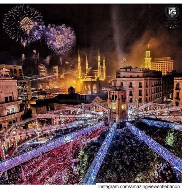 Good morning ☀️ صباح الخير ☀️Saba7o☀️Bonjour 👋 Bom dia👍Throwback to... (Downtown Beirut)