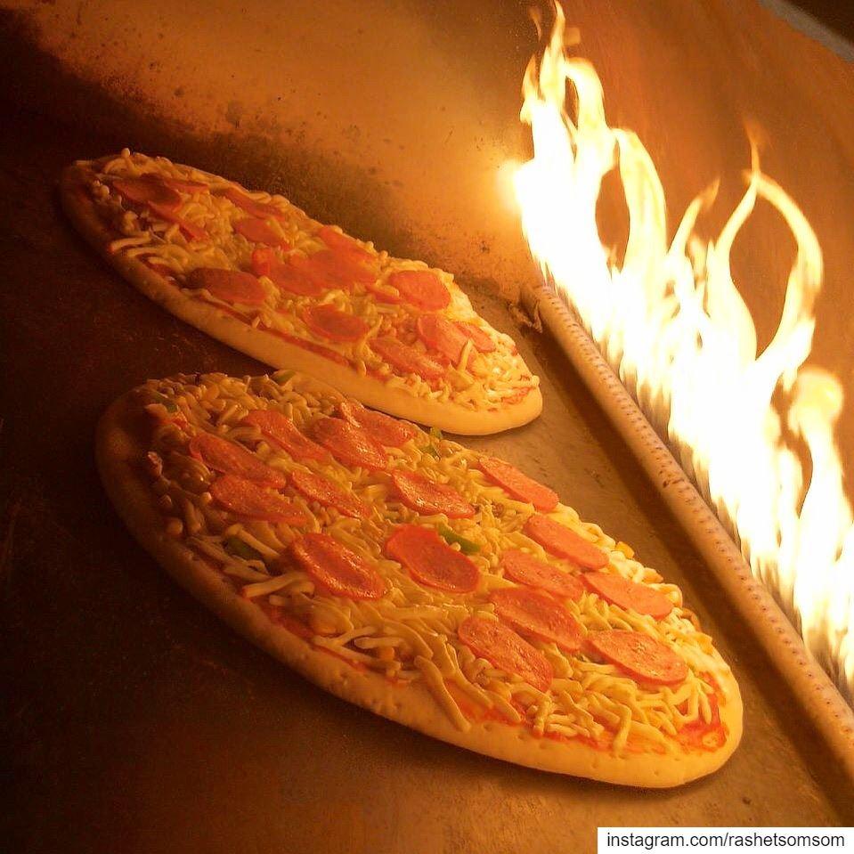 pepperonipizza your love set my heart on fire❤️🔥RASHET—————————-بي (Rashet somsom - رشة سمسم)
