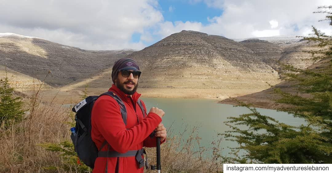 Reconnect with nature 🏞 myadventureslebanon mountaineering ... (Lebanon)