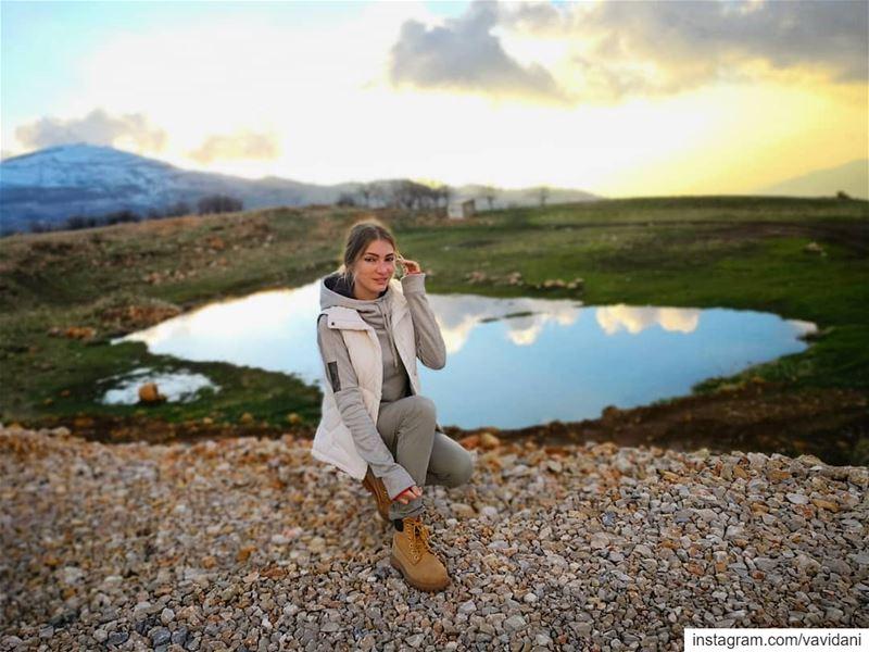 🇱🇧❤️💚... lebanon inlebanon lebanontimes naturelovers ... (Mount Sannine)