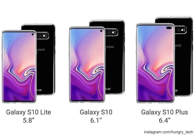 Samsung Galaxy S10, S10 Plus and S10 Lite... Samsung's Galaxy S10 will be... (Beirut, Lebanon)