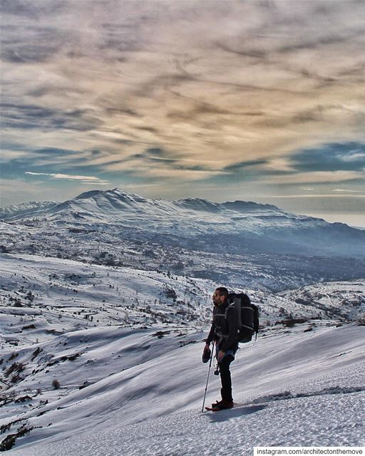This Sunday 13th of January, we're snowshoeing Mount Hermon, Jabal Al... (The Mountains Are Calling)