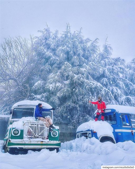 3aks el seir, rja3🤬 idiot bus drivers gopro khouryhome ... (Qanat Bakish, Mont-Liban, Lebanon)